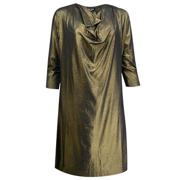 Sukienka złota 16556
