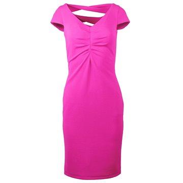 Sukienka model Roma różowa