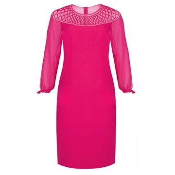 Sukienka model Ravelia różowa