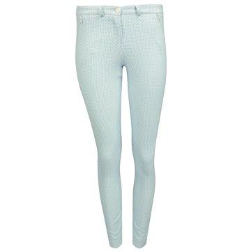 Spodnie damskie model Jony niebieskie