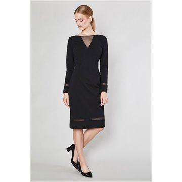 Sukienka wizytowa model Yakima czarna