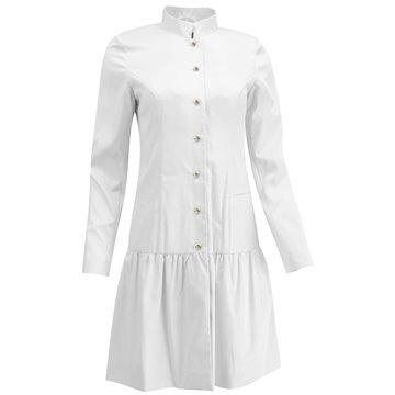 Płaszcz damski model Ruthe biały
