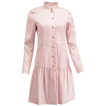 Płaszcz damski model Ruthe różowy