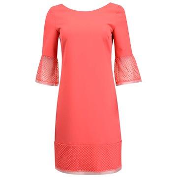 Sukienka model Rosa malinowa