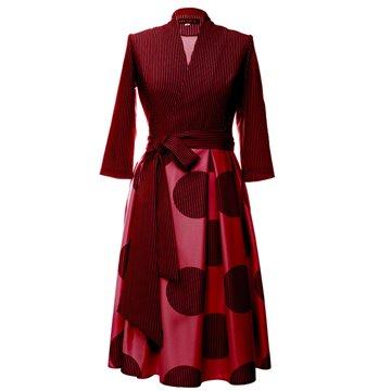 Sukienka model Marika czerwona