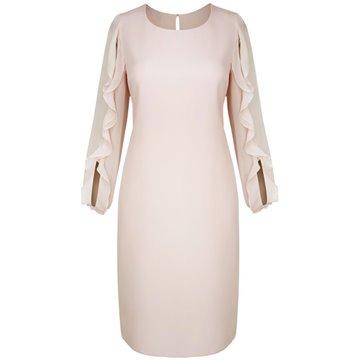 Sukienka model Lauris różowa
