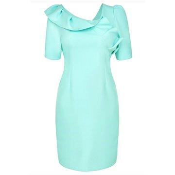 Sukienka model Linetta jasny turkus