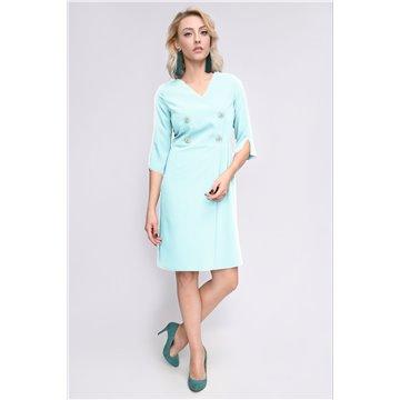 Sukienka model Beea błękitna