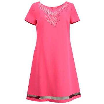 Sukienka model Jaggi różowa