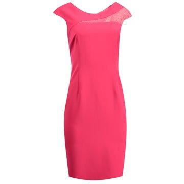 Sukienka model Rozalinda różowa
