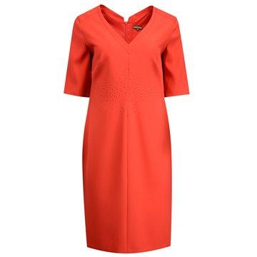 Sukienka wizytowa Vigo czerwona