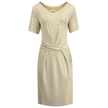 Sukienka wizytowa Thaiti gold