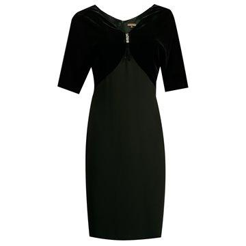 Sukienka wizytowa Velvet black