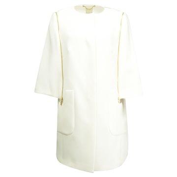Płaszcz damski 5023/06 biały
