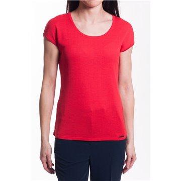 Bluzka damska czerwona 8187