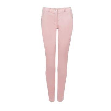Spodnie damskie model Dittany brzoskwinia