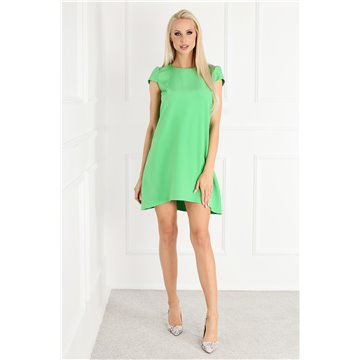 Sukienka E10/13 zielona