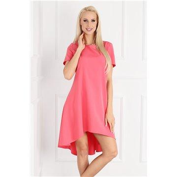 Sukienka C03/61 malinowa