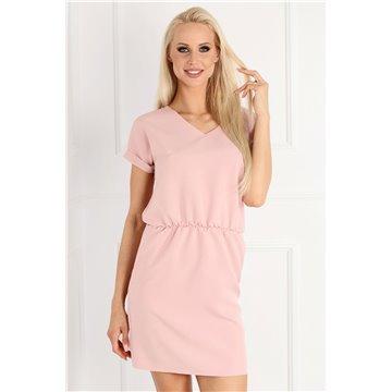 Sukienka E11/18 różowa