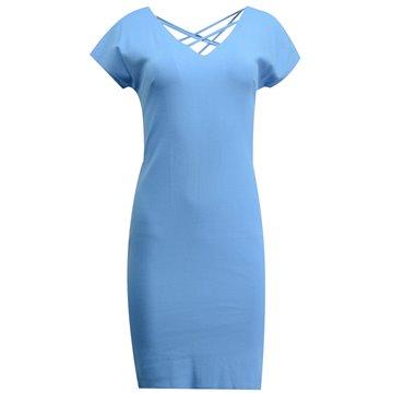 Sukienka model Etika niebieska