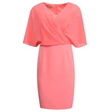 Sukienka model Alis różowa