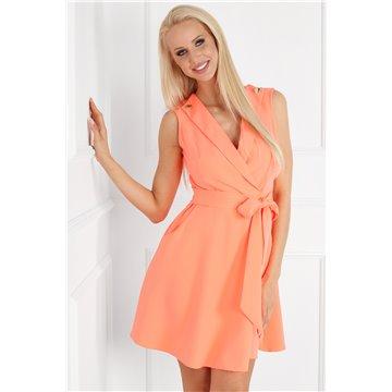 Sukienka E06/112 neonowa