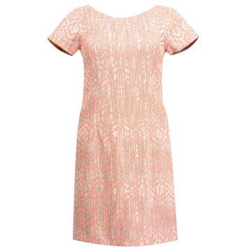 Sukienka model Loreta koralowa