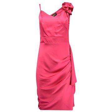 Sukienka wizytowa różowa