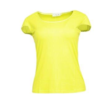Bluzka damska 96308 żółta