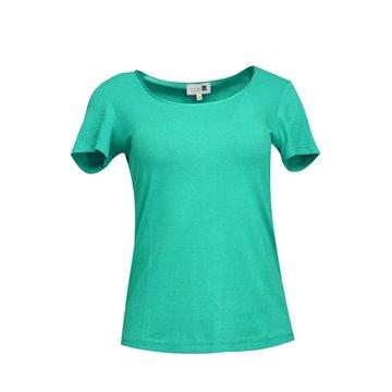 Bluzka damska 96318 zielona