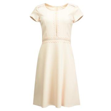 Sukienka model Agness różowa
