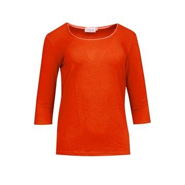 Bluzka damska 457 czerwona