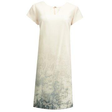 Sukienka model Telimena kremowa