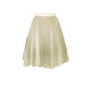 Spódnica model Daes złota