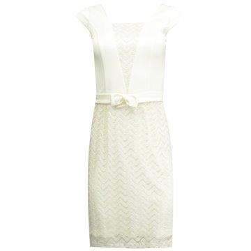 Sukienka model Helice biała