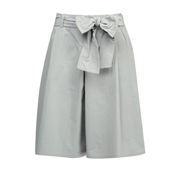 Spódnico-spodnie damskie popielate