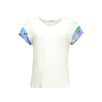 Bluzka damska FAB-84-SB184 biała