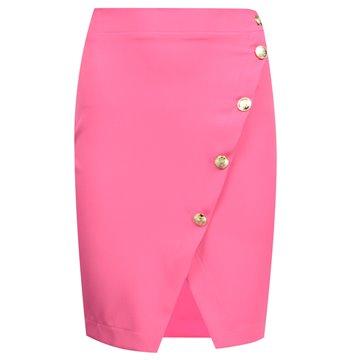 Spódnica E14/122 mini różowa