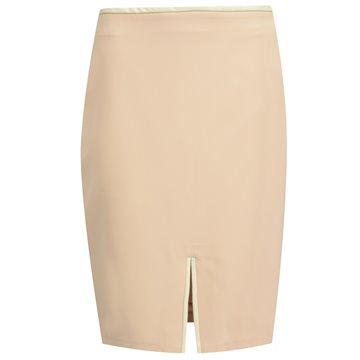 Spódnica model Fira różowa ołówkowa