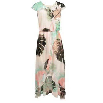 Sukienka Kamila pastelowy wzór