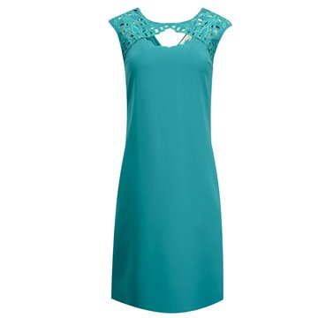 Sukienka wizytowa Kamelia szafir