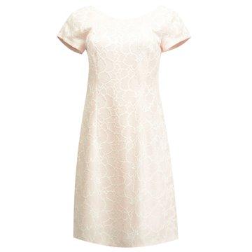 Sukienka model TRessa różowa
