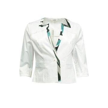 Żakiet damski model Jola biały