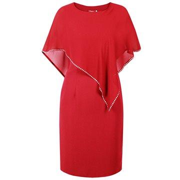 Sukienka model Nimme czerwona