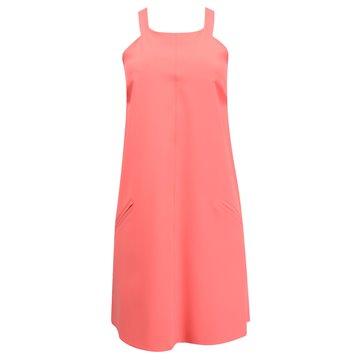 Sukienka A45/61 malinowa