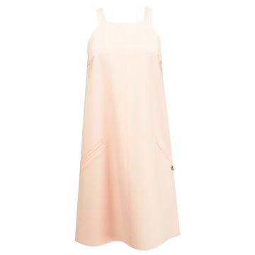 Sukienka A45/110 brzoskwiniowa