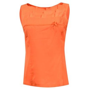 Bluzka damska pomarańczowa