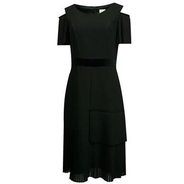 Sukienka wizytowa czarna 5655