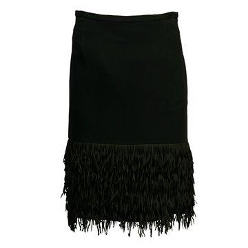 Spódnica czarna 5185