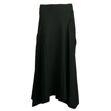 Spódnica czarna maxi 5668